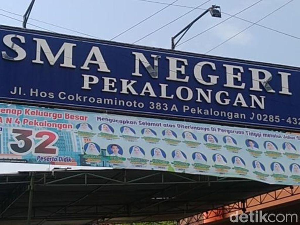 37 Kasus Corona di SMAN 4 Kota Pekalongan Bukan Klaster PTM