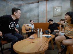 Diskoria x FLEUR! Dipertemukan Kembali dalam Proyek Studio Pop Show