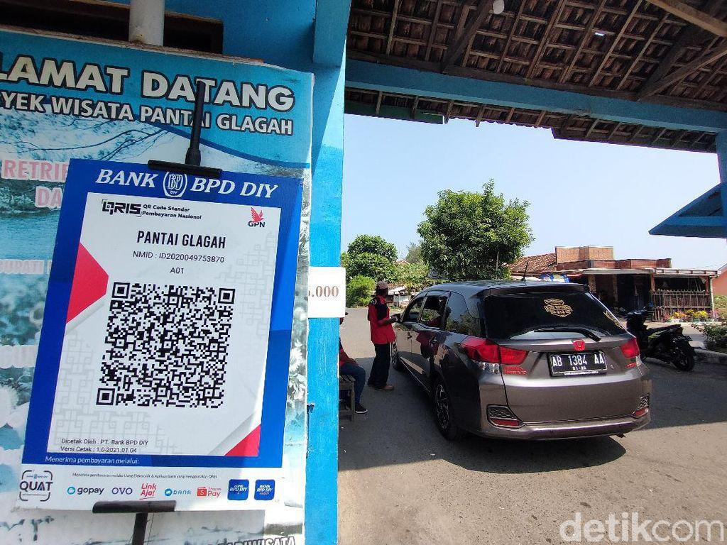 Transaksi Non Tunai di Wisata Kulon Progo Tak Optimal Gegara Sinyal
