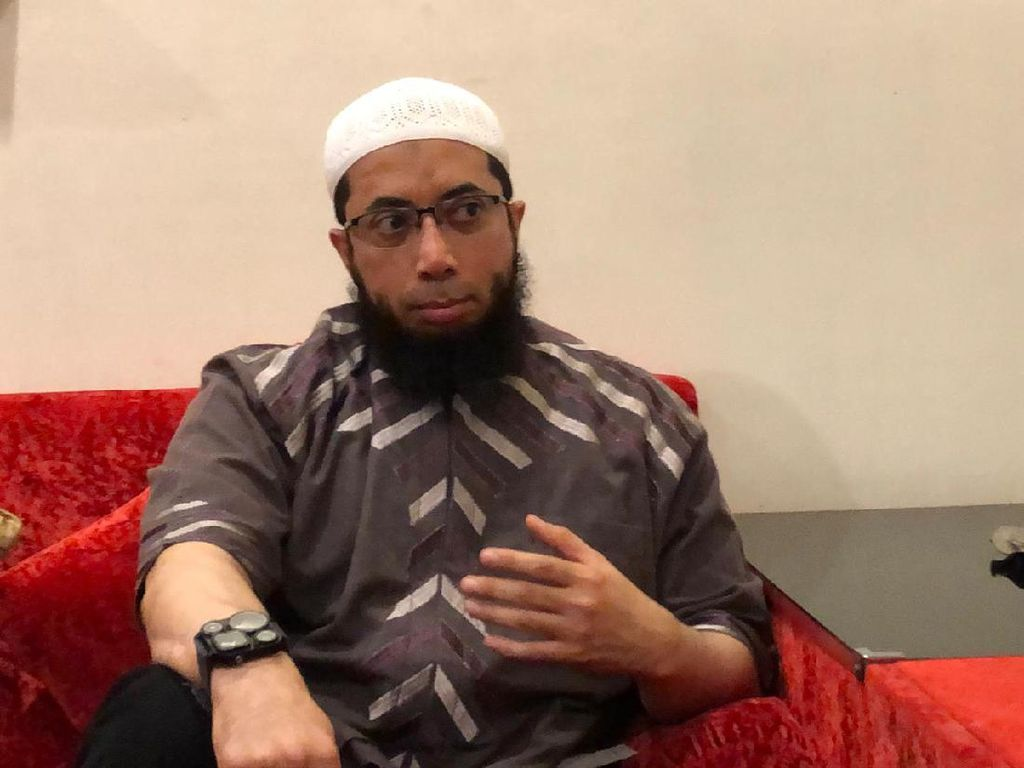 Cerita Ustaz Khalid Basalamah jadi Dai: Awalnya Tak Kepikiran