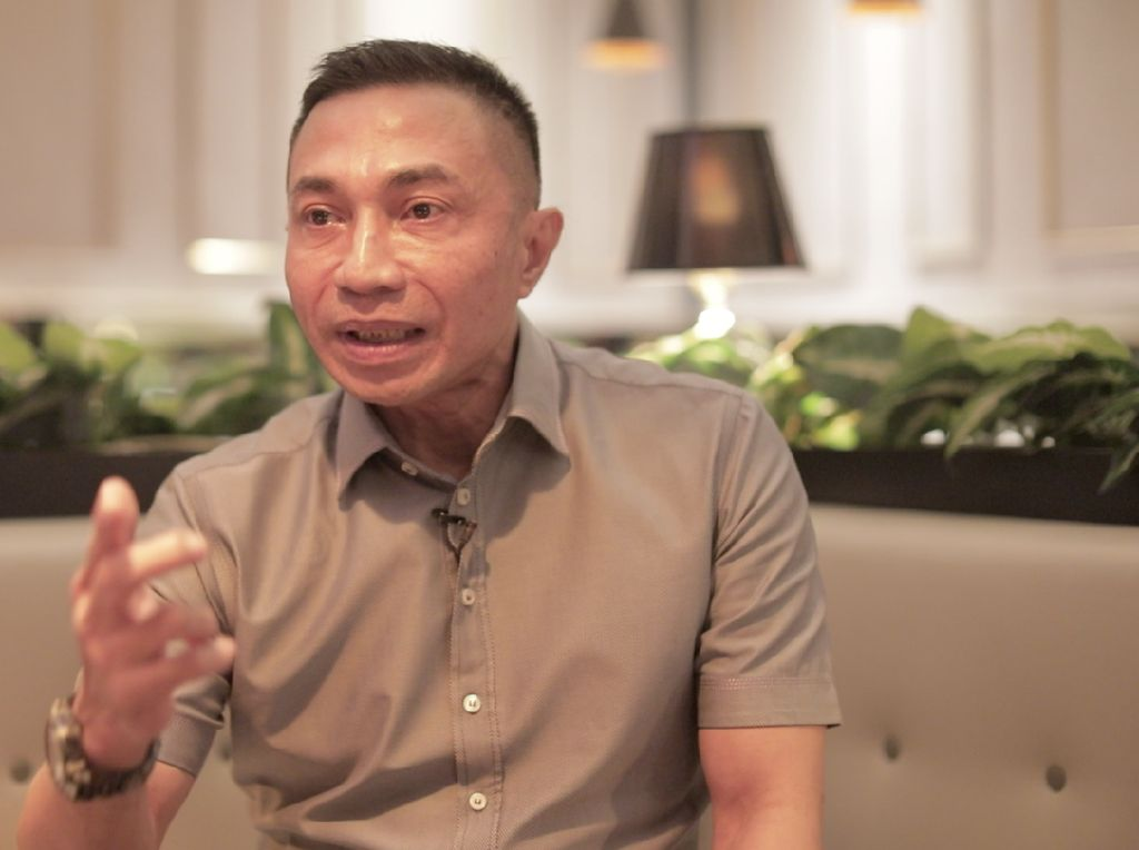 BSSN Bicara Alasan Waka Komjen Dharma Pongrekun Diganti Irjen Sutanto