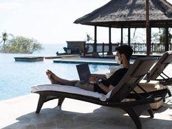 Dukung Work From Bali, Biznet Geber Jaringan