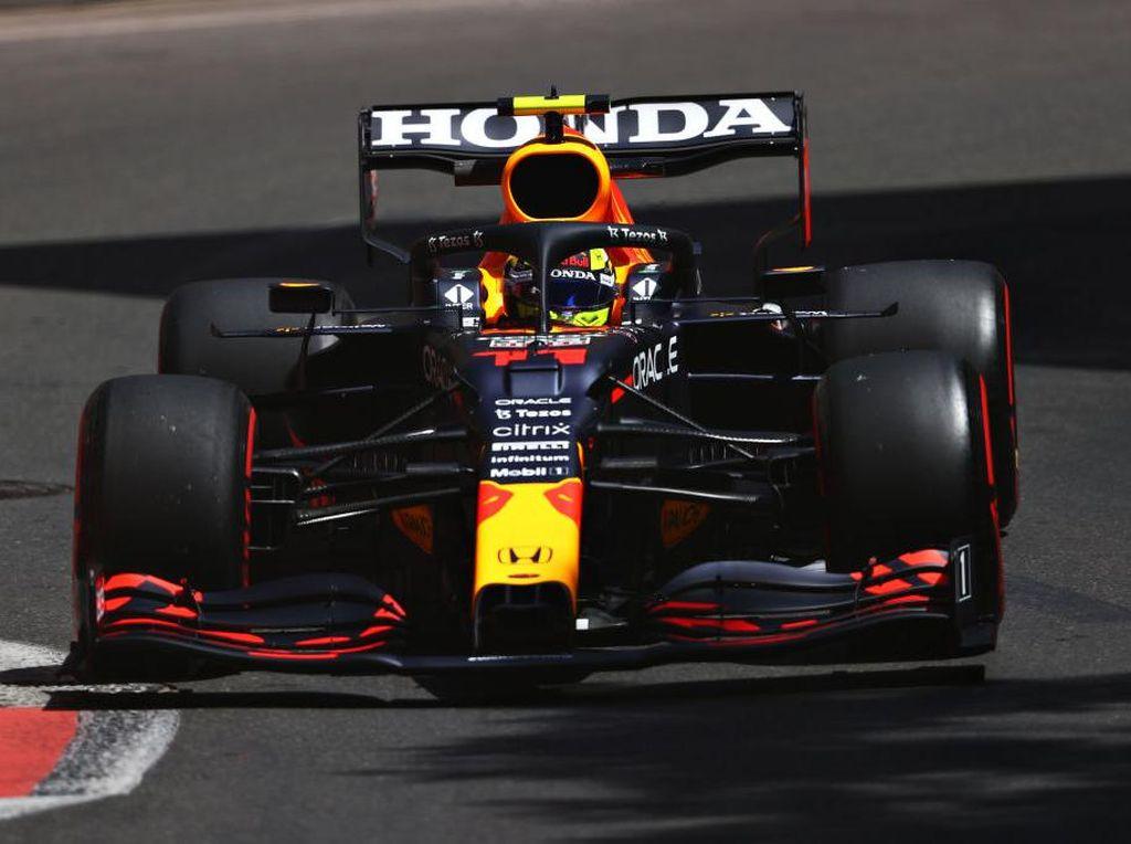 Hasil FP2 F1 GP Azerbaijan: Red Bull Dominan, Perez Tercepat