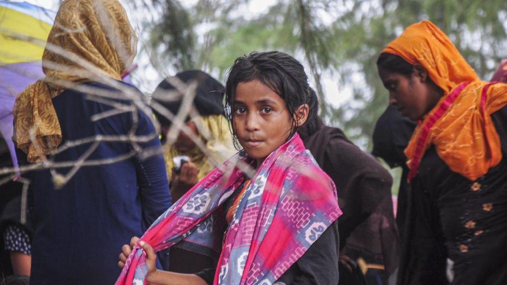 81 Warga Rohingya Terdampar di Aceh Timur