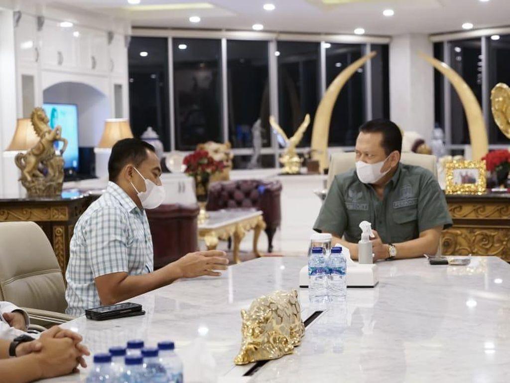 Dukung TNI-Polri Tumpas KKB, Bamsoet: Wujudkan Cipta Kondisi