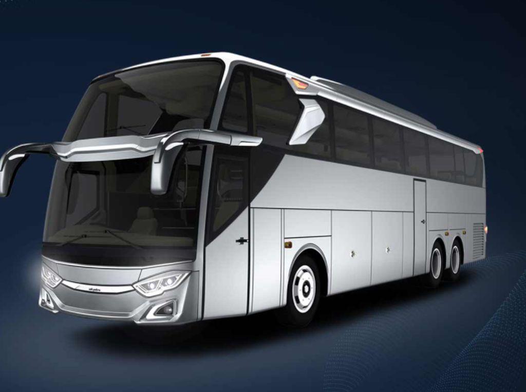 Daftar Bus Double Glass di Indonesia, Mana Favorit Kamu?