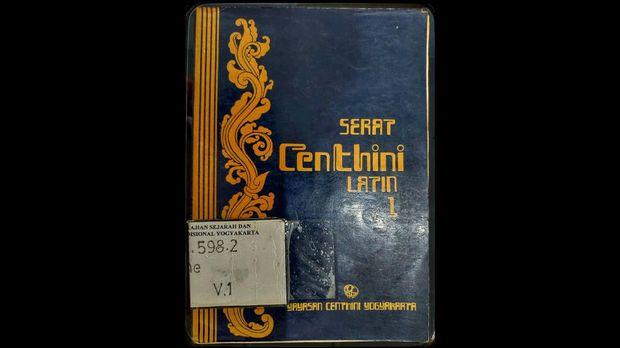 Cover Serat Centhini