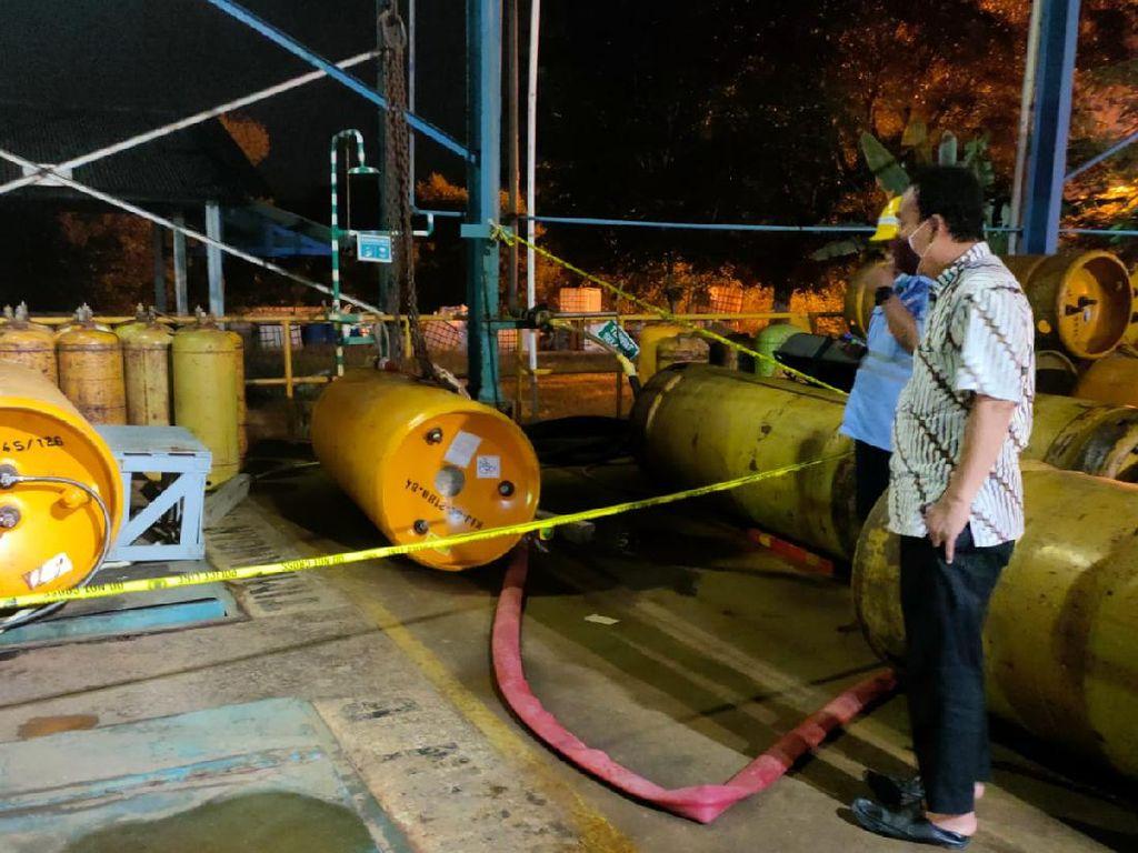 Usut Kebocoran Gas di Karawang, Polisi Periksa Enam Saksi