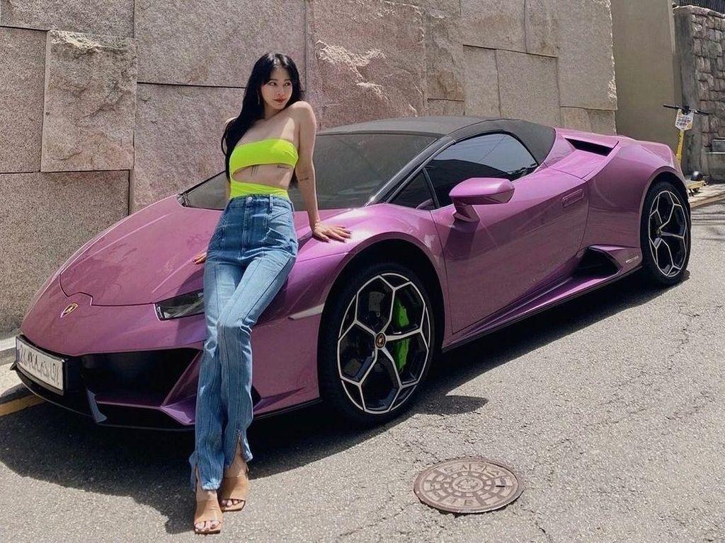 Pamer Lamborghini, Han Ye Seul Siap Ungkap Kebenaran soal Pacar Brondongnya