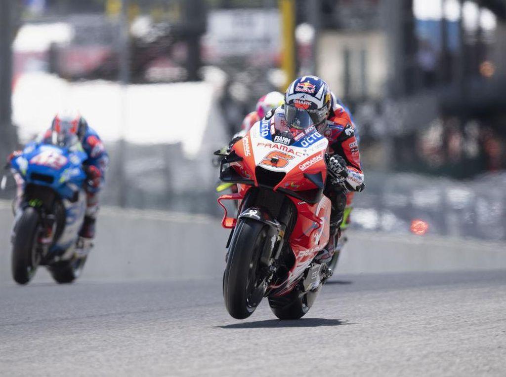 Link Live Streaming Trans 7 MotoGP Jerman 2021