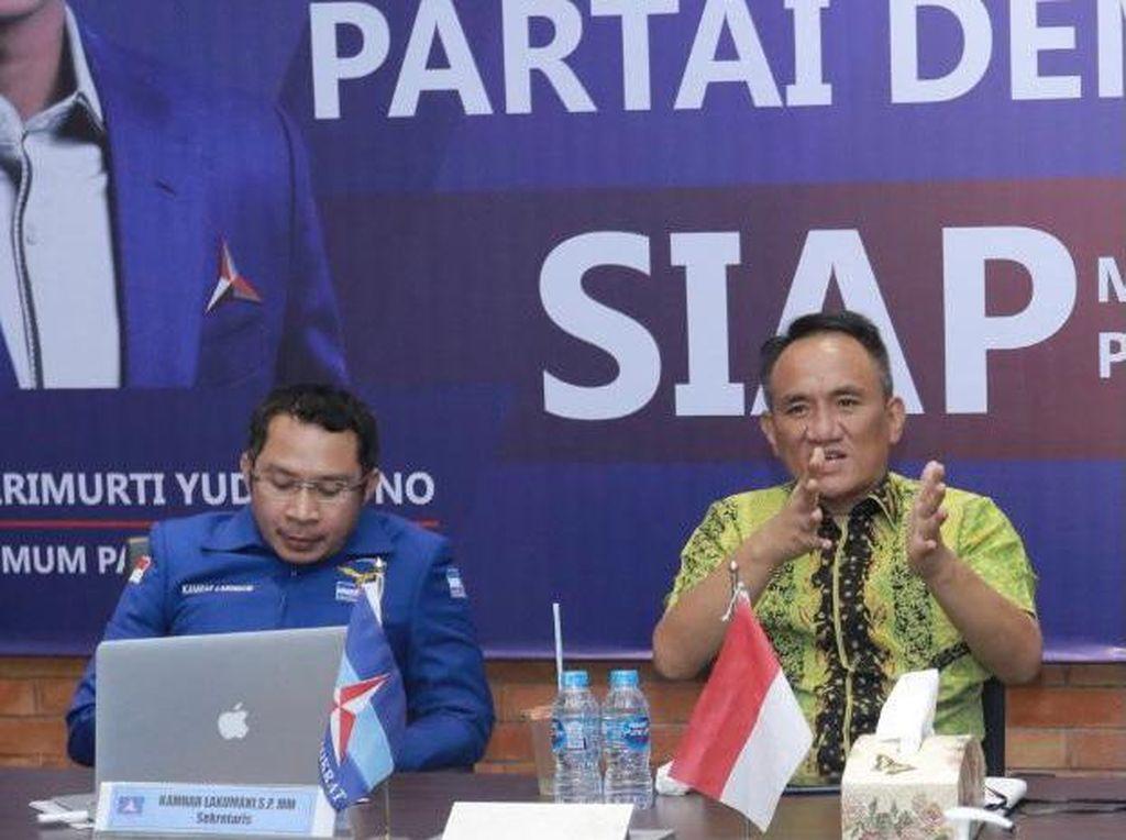 Diungkap Andi Arief, Siapa Kubu Non-Hasto PDIP Jalin Komunikasi ke PD?