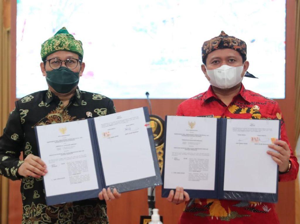 Mendes Boyong e-SAKIP Sumedang ke Skala Nasional