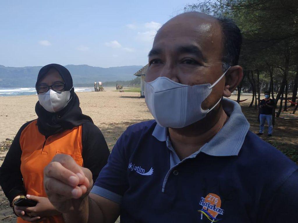Wisata Pantai Pacitan Dipastikan Tak Terdampak Isu Tsunami Selatan Jatim