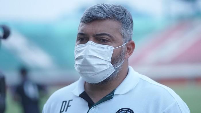 Manajer PSS Sleman Danilo Fernando (dok PSS Sleman)