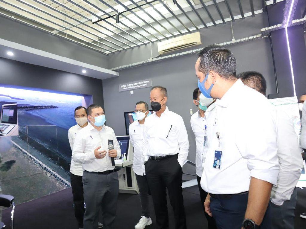 Menperin Minta PT Len Jadi Nakhoda Industri Alutsista Berbasis Elektronik