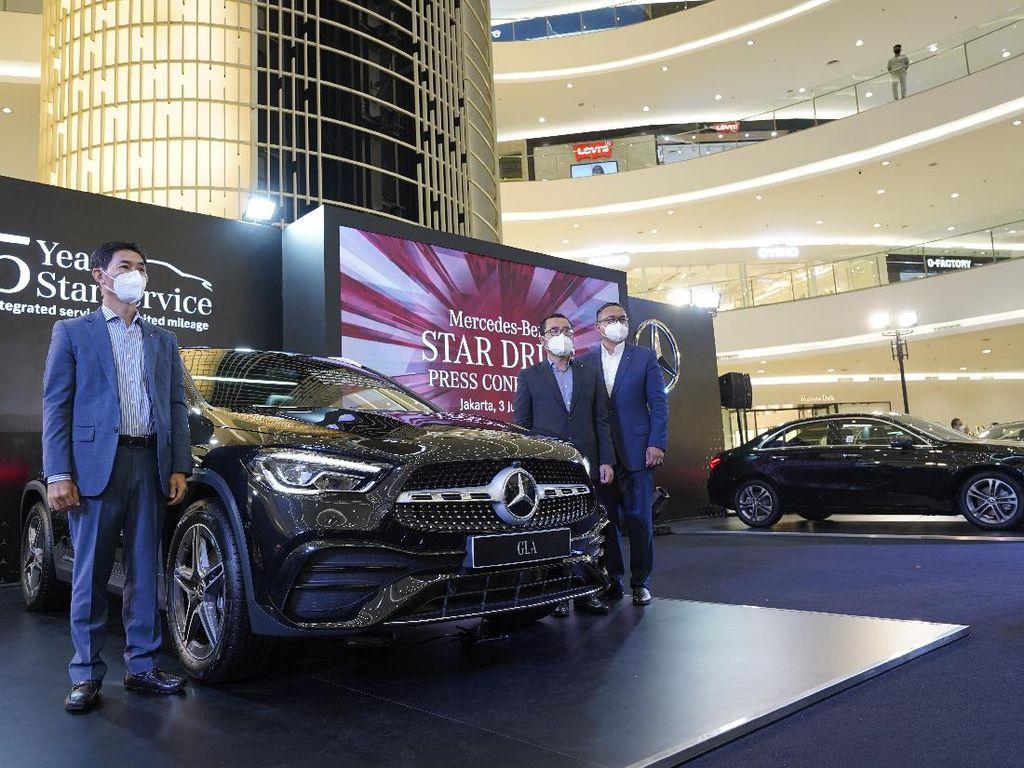 Mercedes-Benz Rilis Dua Mobil Murah Baru Rakitan Indonesia