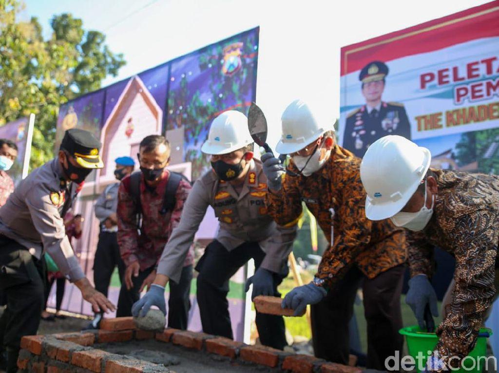 205 Rumah Bersubsidi Disiapkan untuk Polisi di Jombang
