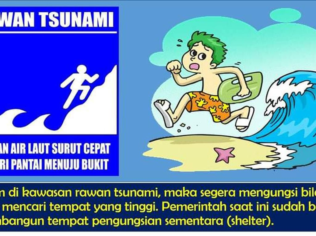 Upaya BPBD Jatim soal 8 Kabupaten Potensi Terjadi Tsunami