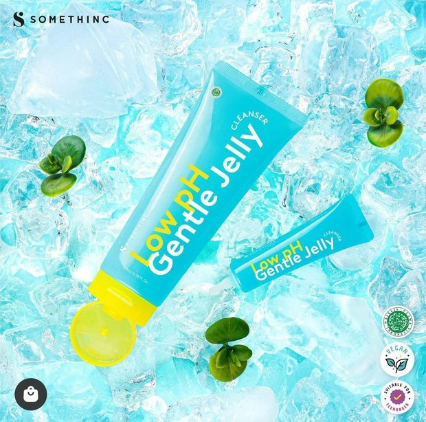 Somethinc Low pH Gentle Jelly Cleanser