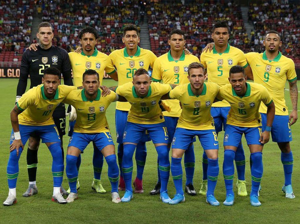 Neymar Cs Tolak Brasil Jadi Tuan Rumah Copa America