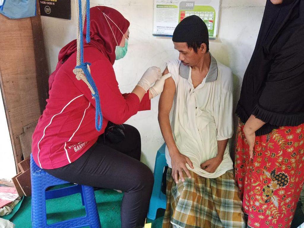 Target Vaksinasi Tahap 3 di Surabaya, 3.671 ODGJ-5.394 Disabilitas