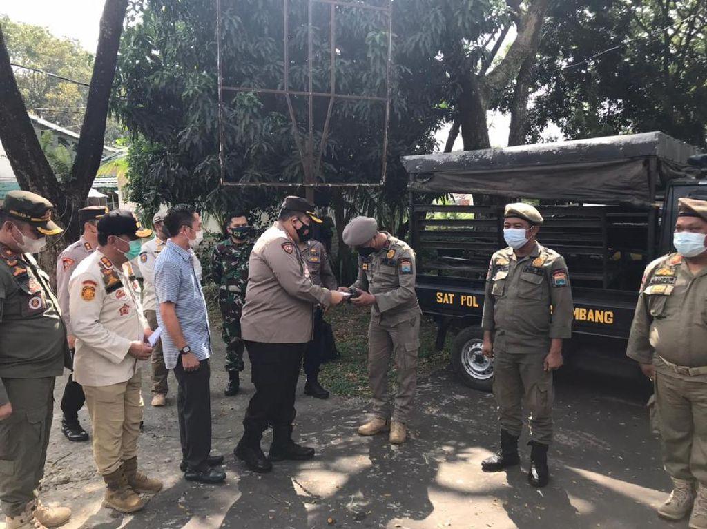 Tangkap Penusuk Polisi di Palembang, 3 Petugas Satpol PP Dapat Penghargaan