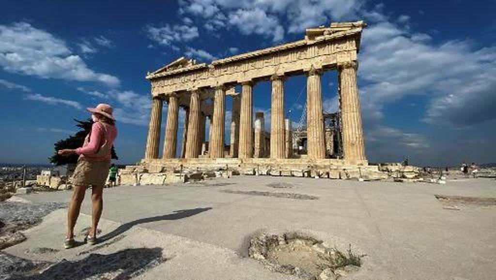 Bangunan Bersejarah Acropolis Kini Ramah Difabel Lho