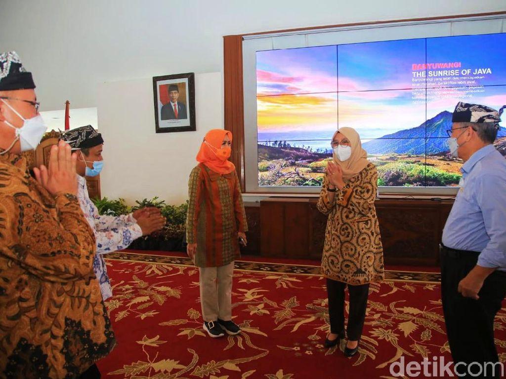 Kunjungi Banyuwangi, Komisi X DPR RI Gali soal Pengembangan Wisata