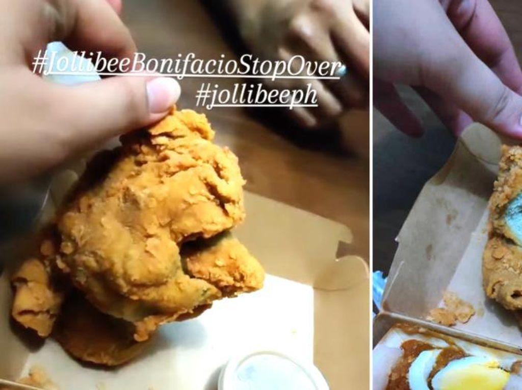 Dikira Fried Chicken, Ternyata Makanan Ini Handuk Goreng Tepung!