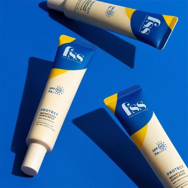 For Skin's Sake Weightless Sunscreen SPF 50 PA++++