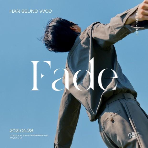 Han Seung Woo mini album 'Fade'/instagram.com/w_o_o_y_a