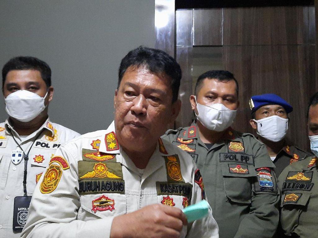 Cerita Satpol PP Palembang Lihat Penusuk Polisi Sempat Mau Rebut Pistol