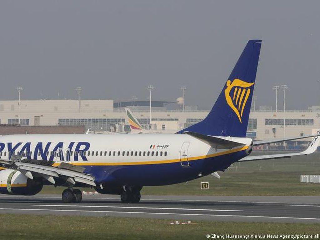 Uni Eropa Larang Penerbangan ke Belarus Usai Pembajakan Pesawat Sipil