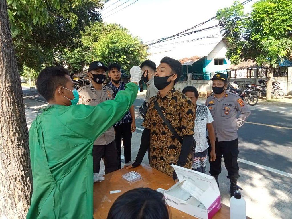 Masuk Wilayah Lombok Utara, Siap-siap Ikut Swab Antigen