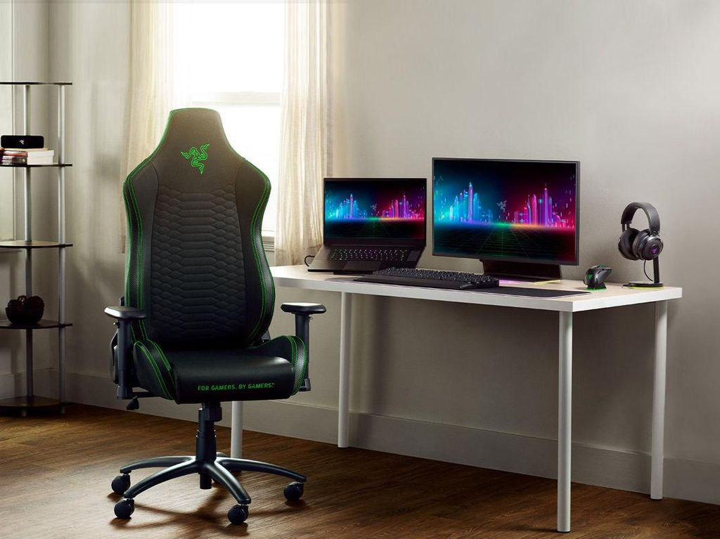 Razer Tawarkan Kursi Gaming yang Lebih Ekonomis