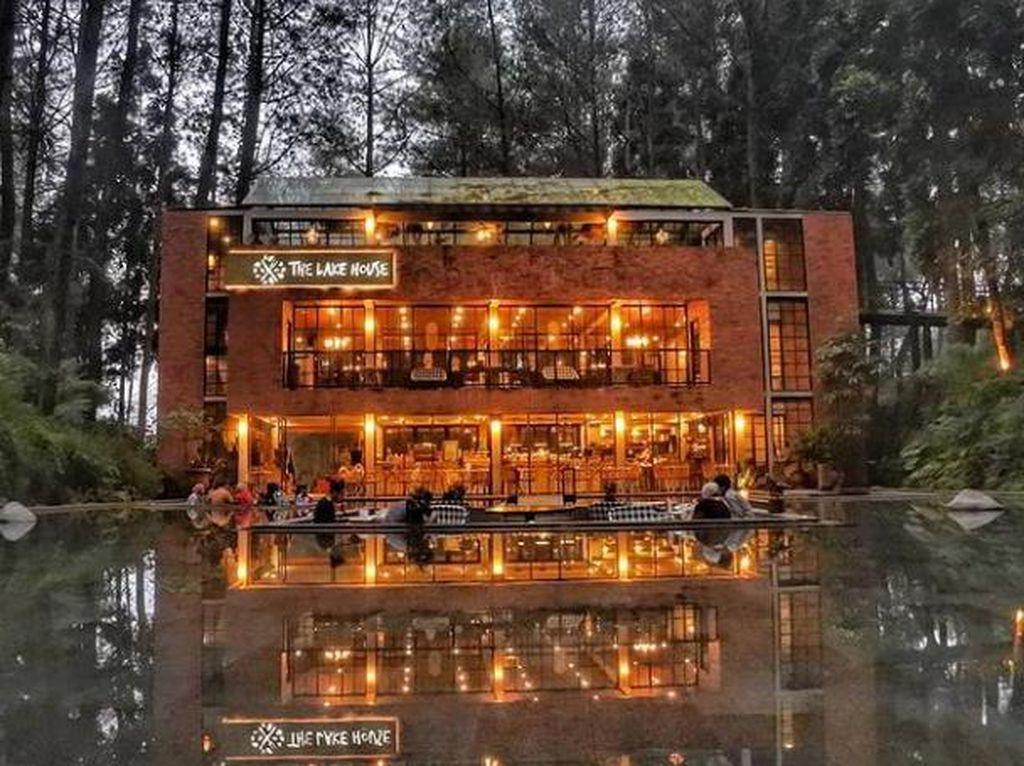 5 Kafe di Puncak dengan Panorama Kebun dan Sawah Keren