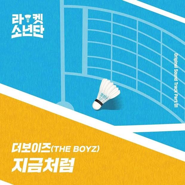 Soundtrack Racket Boys