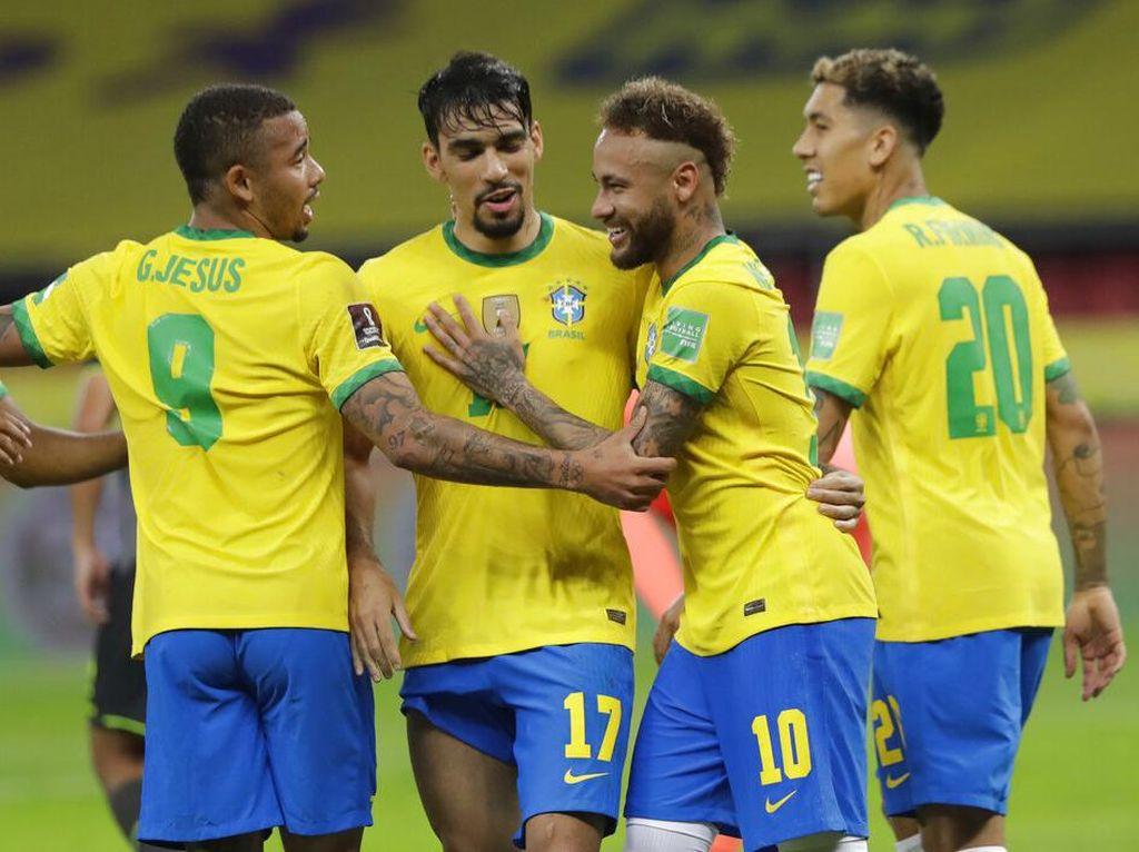 Juara Copa America 2021 Jagoan detikers: Argentina atau Brasil?