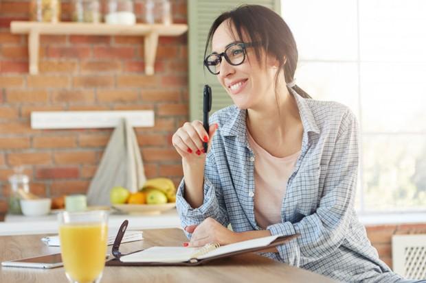 Membuat goals dari to-do list yang telah ditulis sebelumnya.