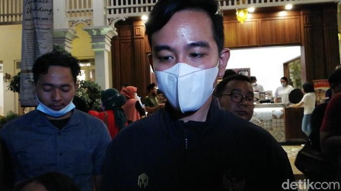 Wali Kota Solo Gibran Rakabuming Raka
