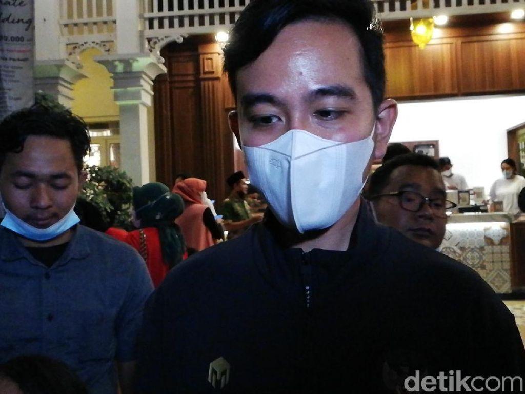 Izin Piala Wali Kota Belum Turun, Gibran Bilang Begini