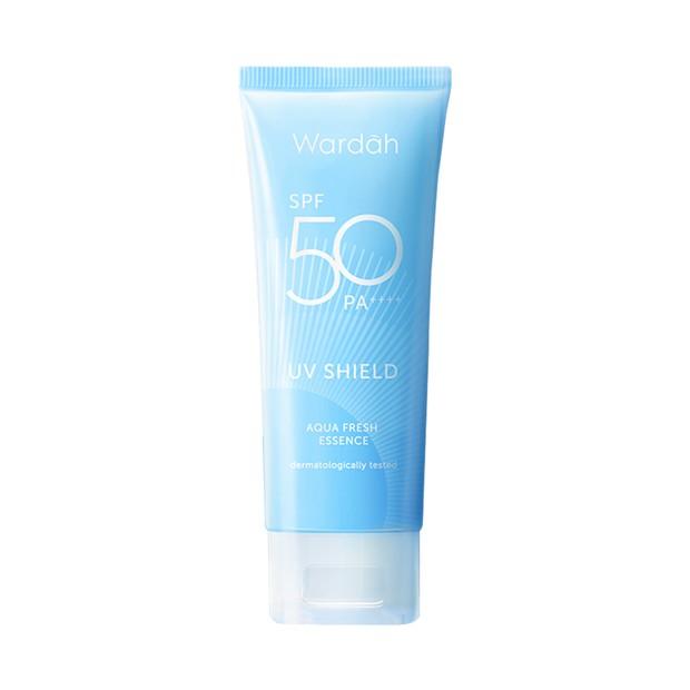 Wardah UV Shield Aqua Fresh Essence SPF 50 PA++++