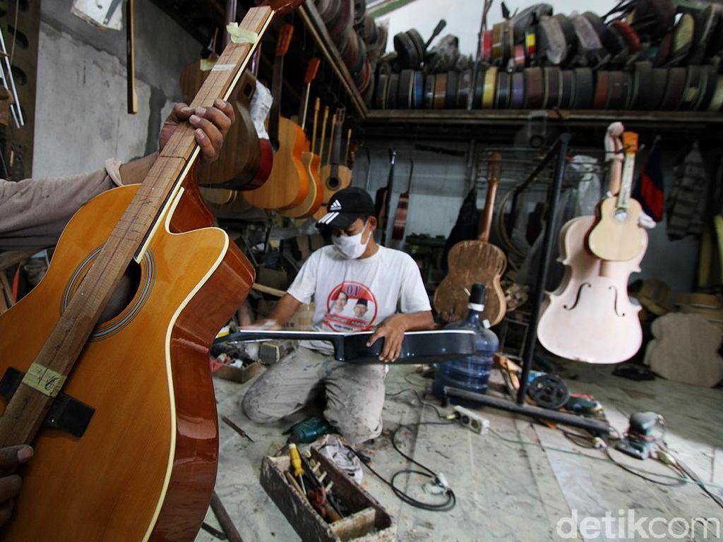 4 Langkah Jago Main Gitar