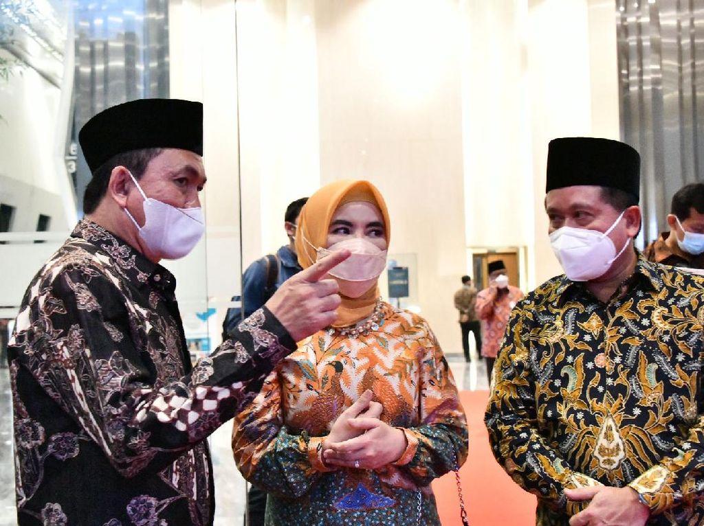 BPH Migas Dukung Pertamina & MES Bangun 1.000 Pertashop di Pesantren