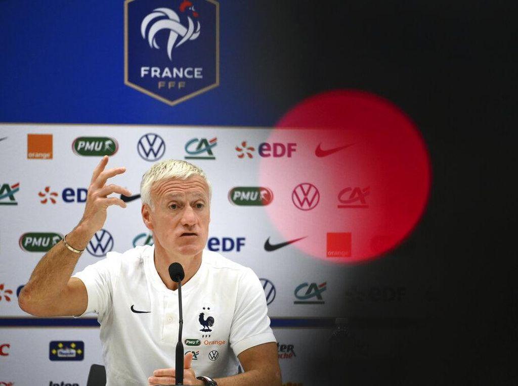 Respons Nyelekit Deschamps ke Mourinho yang Jagokan Prancis di Euro 2020