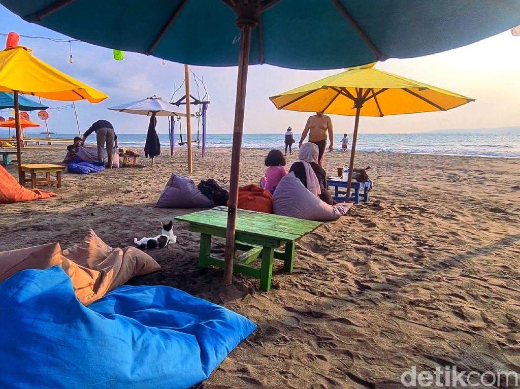 Menikmati Sunset Eksotis ala Bali, Tapi di Sukabumi