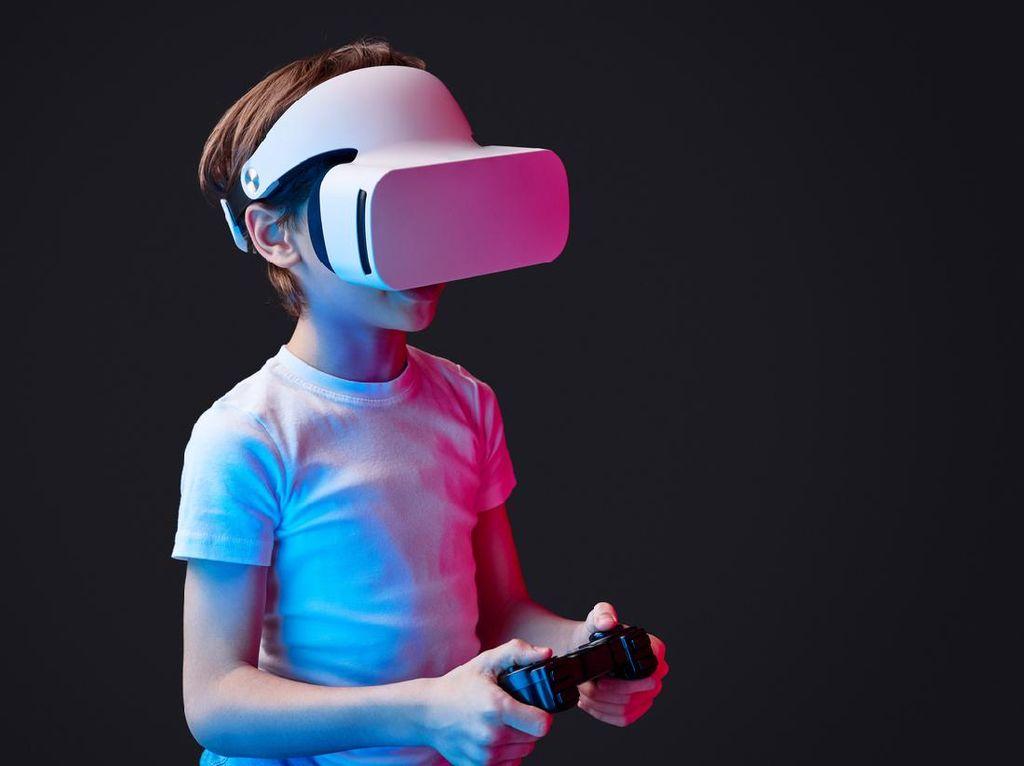 Sunat Zaman Sekarang, Bisa Sambil Main Game dan Pakai VR