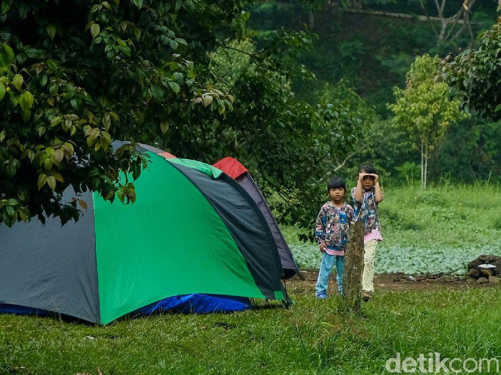 Catat Ya! Area Kemping Taman Nasional Gunung Gede Pangrango juga Ditutup