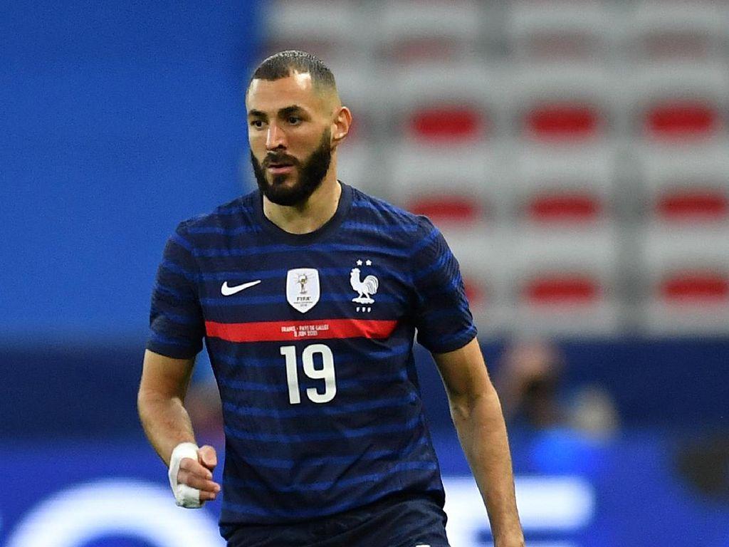 Karim Benzema: Timnas Prancis Sekarang Kuat Banget