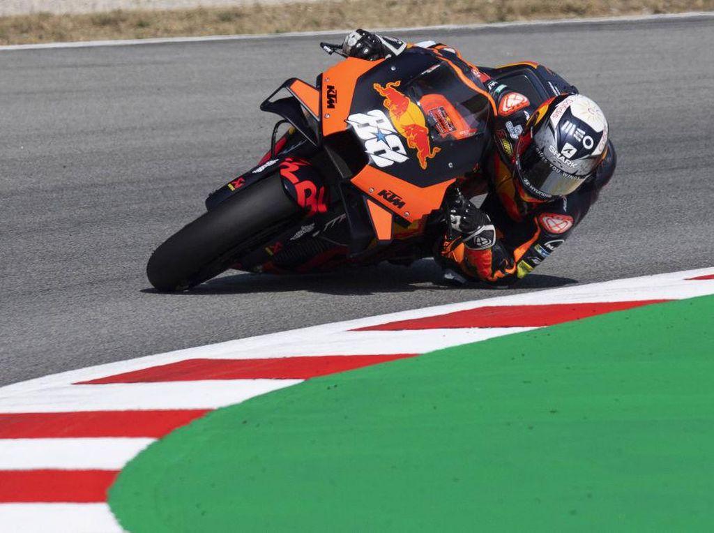 Miguel Oliveira Antusias Ada Banyak Penggemar di MotoGP Catalunya